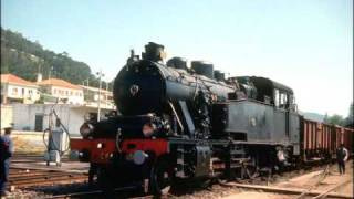 Portugal Steam 1972