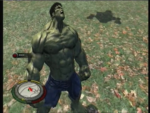 The Incredible Hulk (PS3) - free roam gameplay part 1 (Hulk vs US army in Central Park) (HD)
