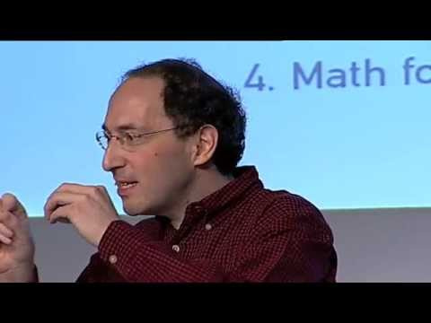 Conrad Wolfram - Making Maths Beautiful
