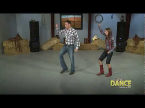 Line Dance Video - Boot Scootin' Boogie Line Dance Steps video