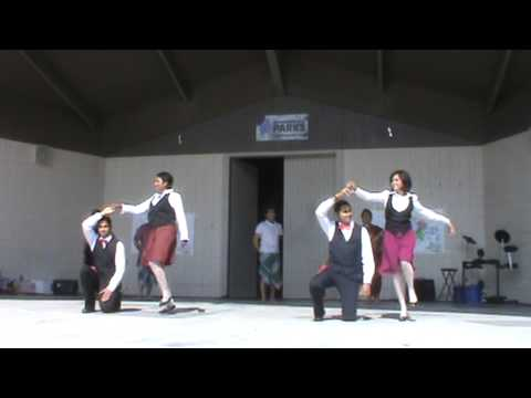Goan Dance At India Fest 2013 video