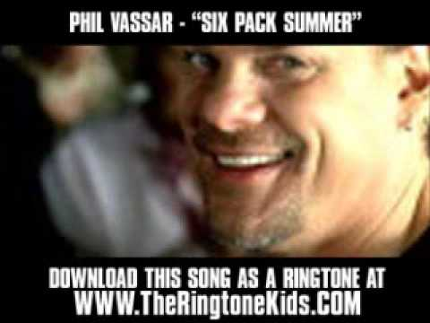 Phil Vassar - Six-pack Summer