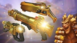 أوفر واتش : الصندوق الذهبي + تذهيب الأسلحة + حل مشكلة حجب الشات الصوتي