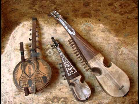 Afghan Instrumental  Rubab from Afghanistan
