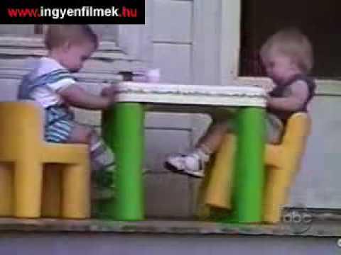 funny falls. Baby funny falls.flv