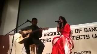 Tahsan & Mithila - Durotto [LIVE] @Rockville