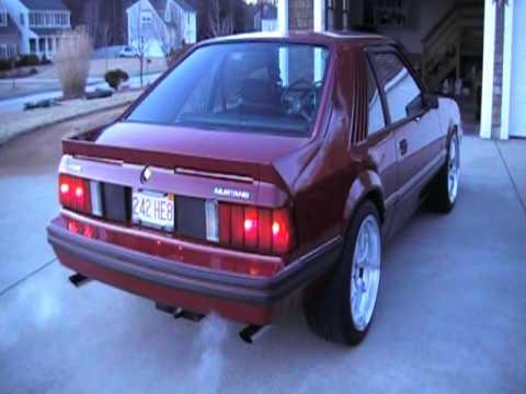 2010 Mustang For Sale >> 1982 MUSTANG GT 347 STROKER KENNE BELL - YouTube