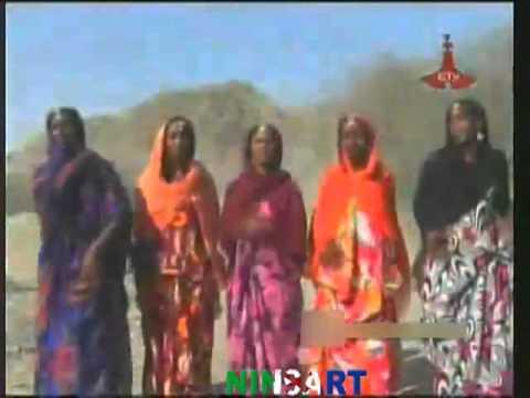 Afrikaan Qali - Yabbaw Qasade Texe Afar