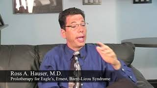 Eagle syndrome; Ernest syndrome; Barre-Lieou syndrome treatment