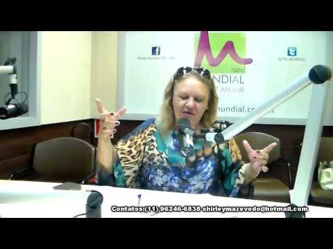 Brasil Cigano,Cigana Shirley de Azevedo,Radio Mundial,09-09-2015