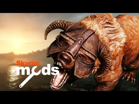 Dovahbear. Destroyer of Flesh! - Top 5 Skyrim Mods of the Week