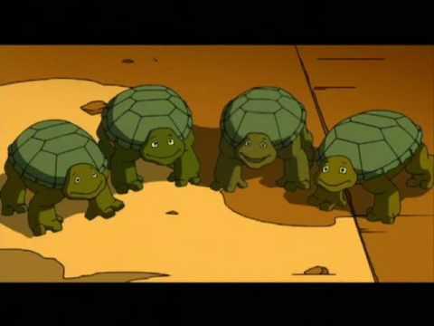 las tortugas ninja parody el origen youtube