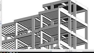 Download 8- الريفيت الإنشائي: شرح عمل السقف الهوردي والسقف المصمت Revit Structure 3Gp Mp4