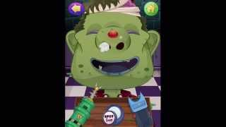 Monster Nose Doctor iOS & Android GamePlay
