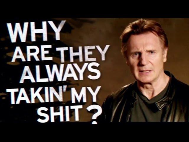 Perché prendono sempre la mia roba? | TAKEN 3 - L'ora della verità | SPOT [HD] | 20th Century Fox