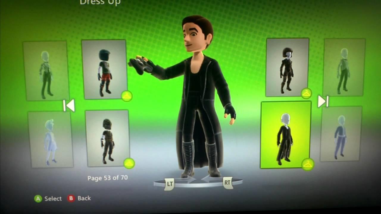 Xbox 360 Slim Avatar Hack YouTube