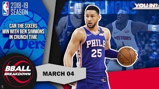 Brett Brown Is Making The Ben Simmons Problem Worse