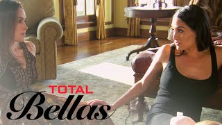 Nikki Bella Freaks John Cena Out With Talk of Babies | Total Bellas | E!