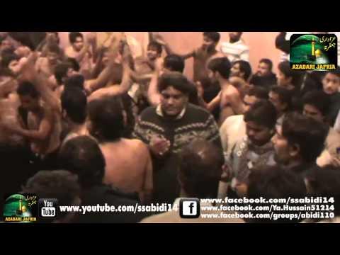 Ravi Road (lahore Party) -  Kaha Sakina (s.a) Ne Zainab (s.a) Say Ye Batao video
