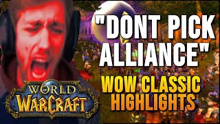 WoW Classic Highlights - World of Warcraft Vanilla Funny Moments Part 1