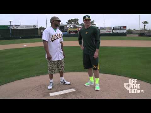 Sway Visits Sonny Gray and the A's
