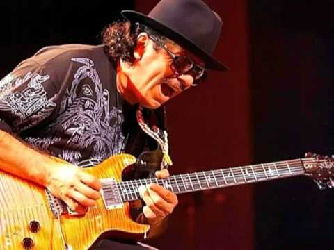 Santana while my guitar gently weeps video