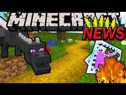 Minecraft 1.9 News: Road Block Paths The End Changes Difficulty Spike Boss Bars Boat Fix Corn