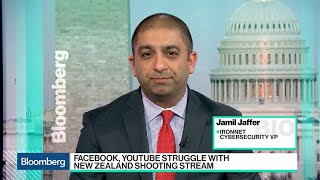 Legislation Isn't Right Answer to Controlling Social Media Content, IronNet's Jaffer Says