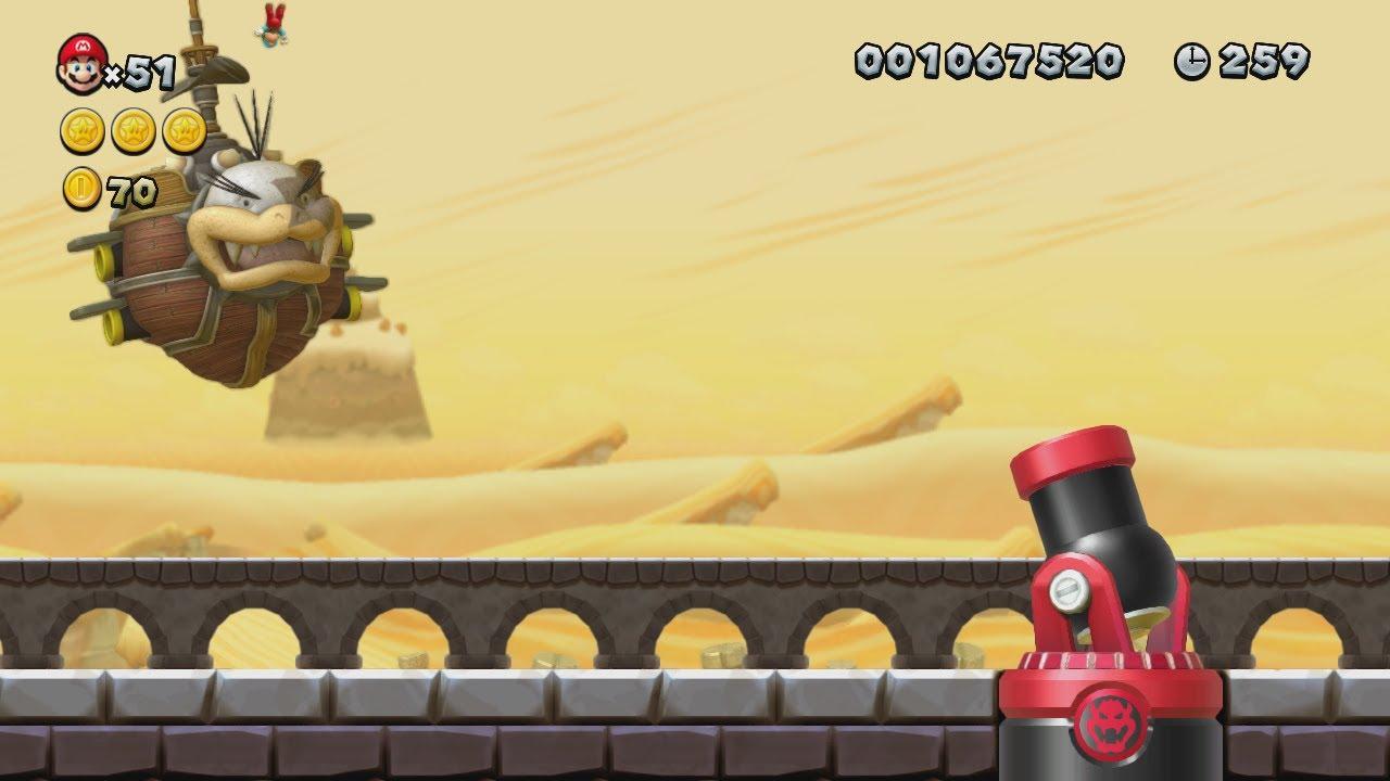 Mario Bros Wii U Star Coins Layer Cake Desert
