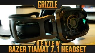 Review: Razer Tiamat 7.1 Surround Sound Gaming Headset