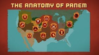 The Anatomy of Panem - A Look at the Districts of The Hunger Games: Catching Fire