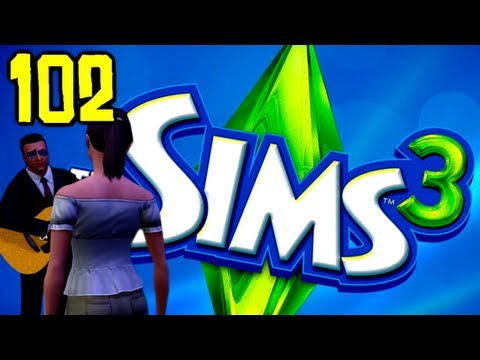The Sims 3 w/ Chilled (Part 102: Anthony Sings...)