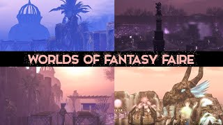 The Worlds of Fantasy Fair (Second Life)