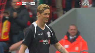Fernando Torres vs Jamie Carragher XI HD 720p (29/03/2015)