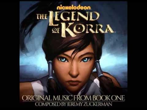 Enhanced: The Legend of Korra: Original Music From Book One - All Soundtracks