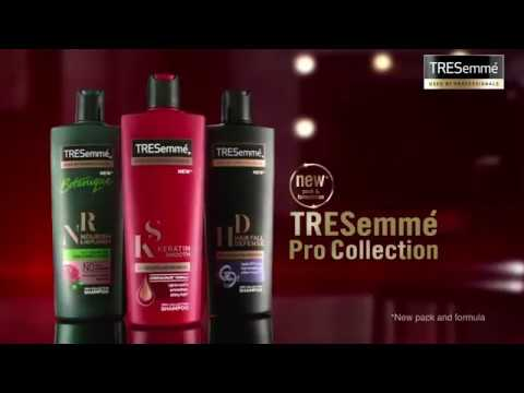New TRESemmé ProCollection