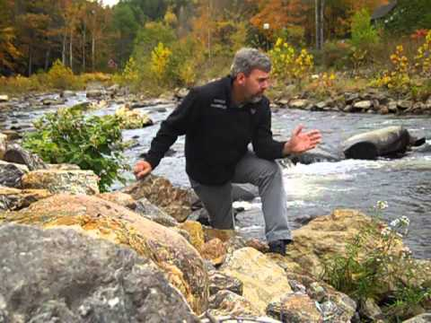 Fly fishing in southern New Hampshire-Cold River Guide Service