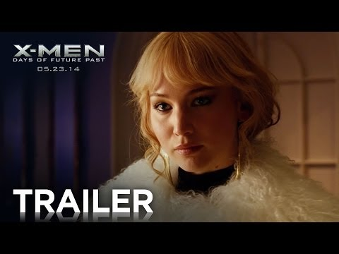 X Men Days Of Future Past Official Trailer 3 Hd ...