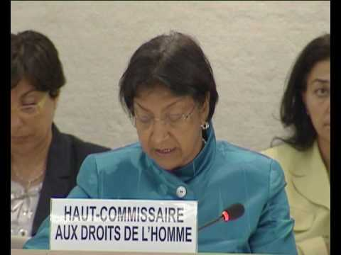 MaximsNewsNetwork: UN HUMAN RIGHTS COUNCIL &  UN REP. NAVI PILLAY