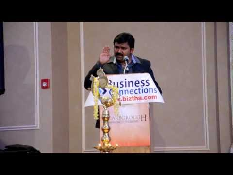 Neeya Naana Mr.Gobinath's Motivate Speech for Tamil Business People @Biztha Award