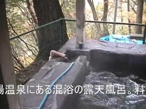 聖天様露天風呂(混浴・寸志温泉)