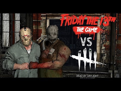Обзор # 1 | Friday the 13th: The Game против Dead by daylight | Кто круче?!