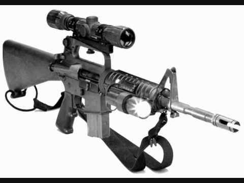 CUSTOM 5.56mm ASSAULT RIFLE