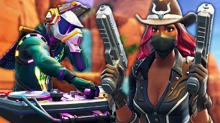 CALAMITY MEETS DJ YONDER | A Fortnite Film