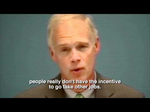 Ron Johnson: Too Extreme for Wisconsin