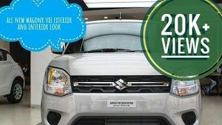 All New Big Wagonr VXI 2019 Exterior And Interior Walkaround   Maruti Suzuki Big New WagonR