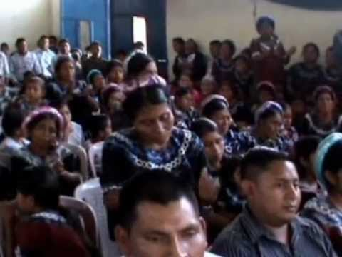 joyabaj ,25 Aniversarios Aldea quiacoj 2012