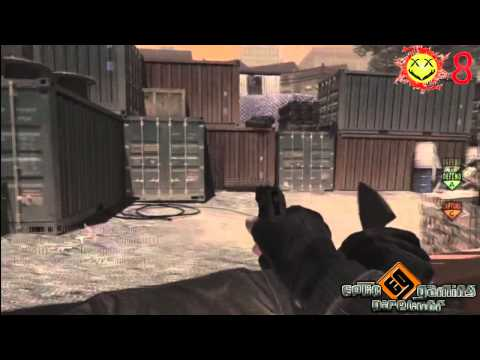 MW3 Fat Guy with a Knife? MR-KNIFE-HAPPY's First Commentary