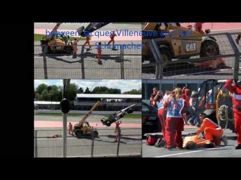 Formula Crash 2013 f1 Montreal 2013 Canada Crash