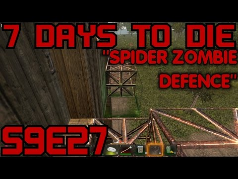 7 Days to Die Alpha 9.3 Gameplay / Let's Play (S-9) -E27-